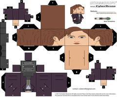 Cubee - 11th Doctor 'Ver8' by CyberDrone