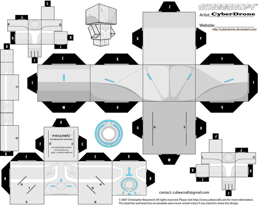 Cubee - Tron 'Ver2'