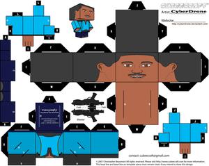 Cubee - Lando Calrissian