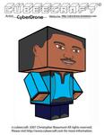 Cubeecraft - Lando Calrissian