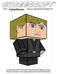 Cubeecraft - Luke Skywalker 'Jedi'