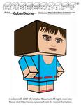 Cubeecraft - Peri Brown 'Doctor Who'