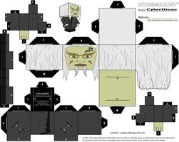 Cubee - Wraith 'Stargate- Atlantis'