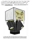 Cubeecraft - Wraith ' Stargate- Atlantis'