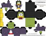 Cubee - Count Duckula '1of2'