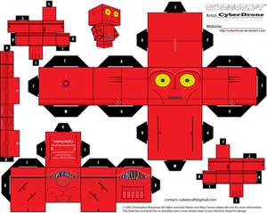 Cubee - R-3PO