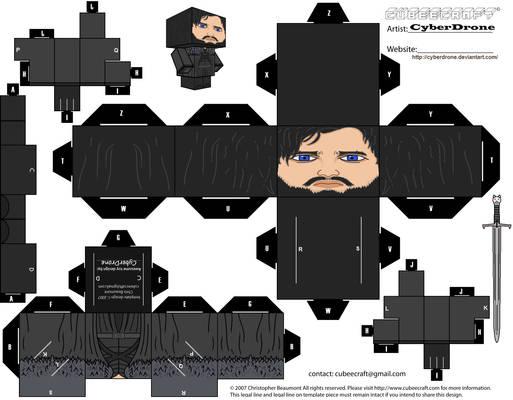 Cubee - Jon Snow
