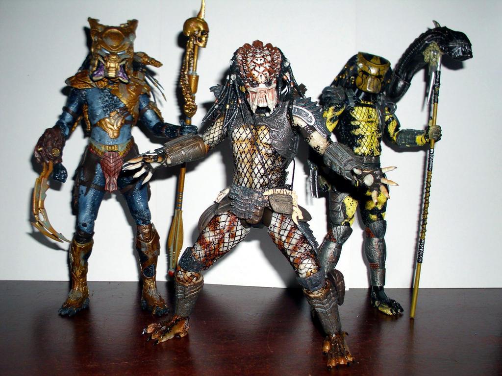 Predators by CyberDrone