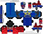Cubee - Optimus Prime 'Cybertron'