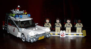 LEGO - Ghostbusters