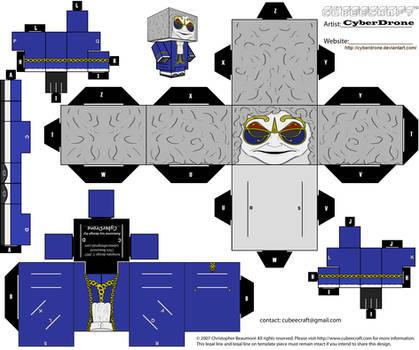 Cubee - Clockwork Droid 'Ver1'