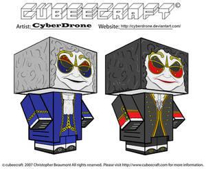 Cubeecraft - Clockwork Droids