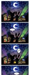 Nick and Judy look at the stars. by jonathantaniuchi