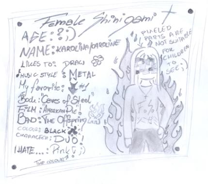 FemaleShinigami's Profile Picture