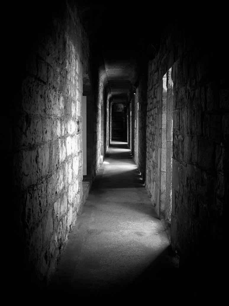 Creepy corridor by samruiz on deviantart - Wallpaper corridor ...