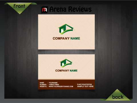 Real-Estate-Agent-Business-Card by ArenaReviews
