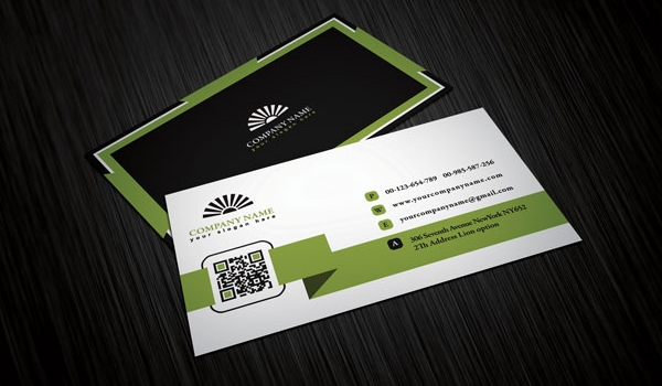 Clean professional business card design by arenareviews on deviantart clean professional business card design by arenareviews reheart Images