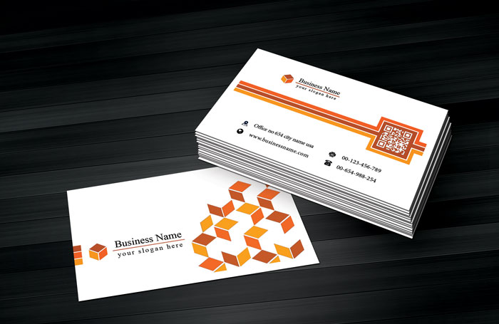 White blue business card template orange by arenareviews on deviantart white blue business card template orange by arenareviews reheart Image collections
