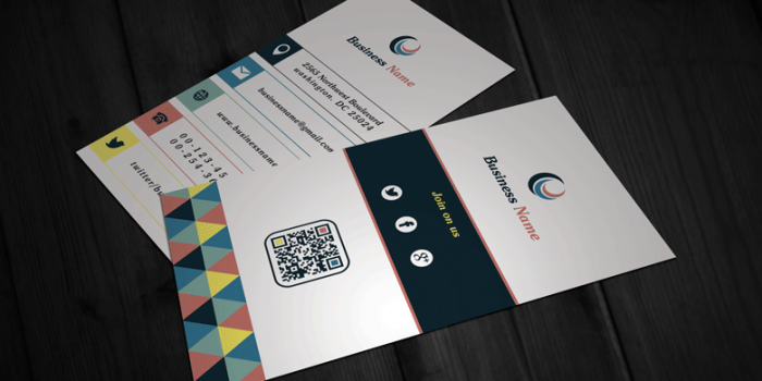 Modern retro vertical business card template by arenareviews on modern retro vertical business card template by arenareviews friedricerecipe Image collections