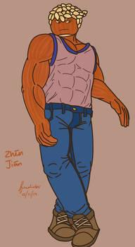 Zhen Jian, The Hazelnut Dude