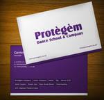Protegem Business Card by Hoboballan