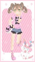 Shauna - Pokemon XY by Mara-n
