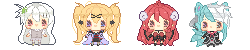 Pixel Icon Set 1 - Commissions OPEN by Mara-n
