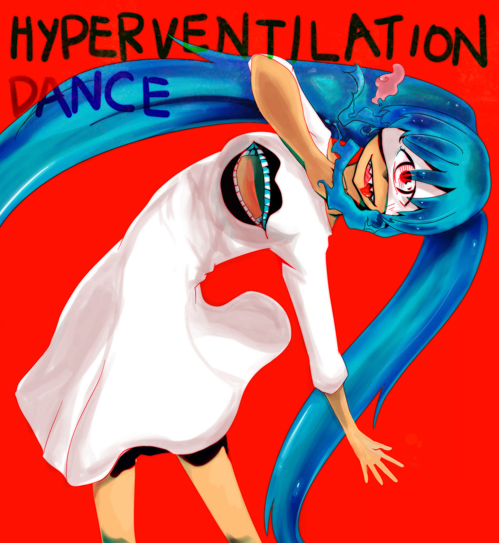 Fanart Hatsune Miku Hyperventilation Dance By Hikarikoi86 On Deviantart Want to watch the anime hyperventilation? deviantart