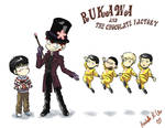 Rukawa and the choco factory