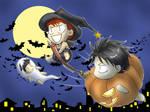 Halloween Hanamichi