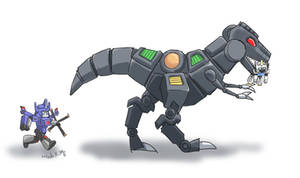 never forget the mighty Grimlock