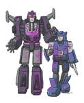 SG Cliffjumper and Rodimus