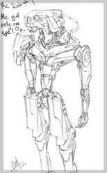 Doodle Robot by abdulwafi
