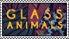 Glass animals stamp by imakocoa
