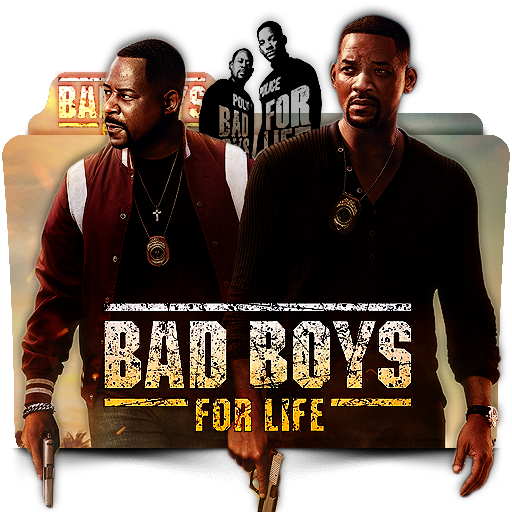 Bad Boys For Life 2020 Movie Folder Icon By 6oomoonryon9 On Deviantart