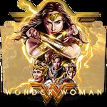 Wonder Woman (2017) Movie Folder Icon