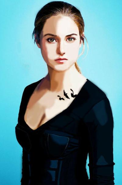 Divergent - Tris Prior by TheFandomGirl on deviantART
