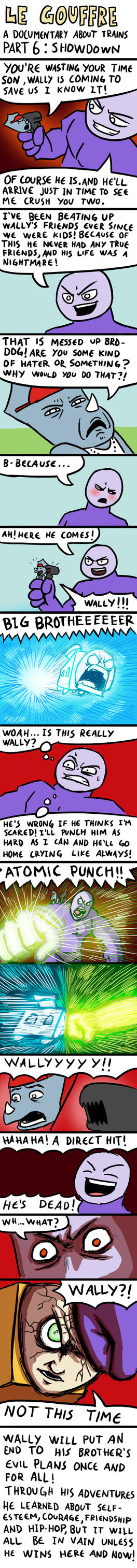 Wally McWagon's Adventures Part 6 by TreasureFanboy