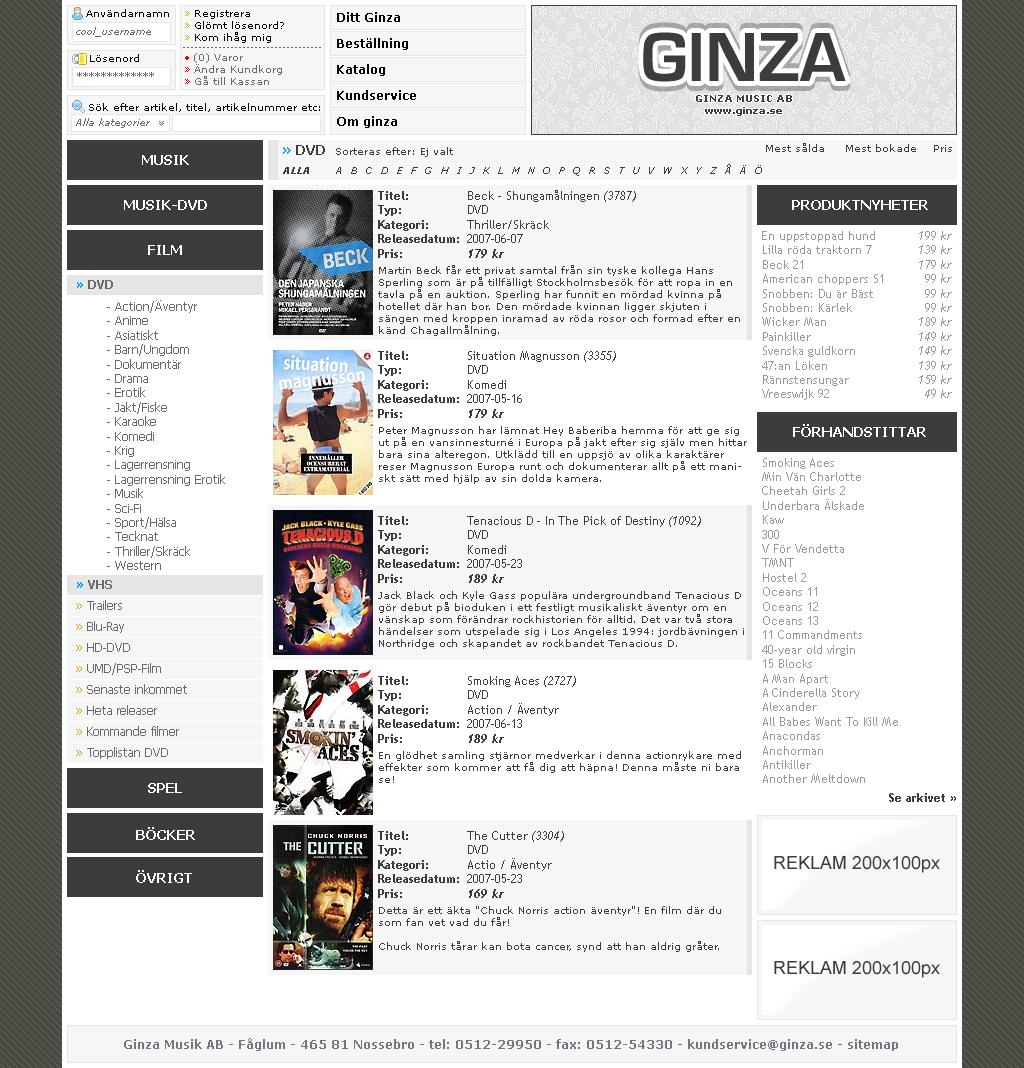 Ginza Erotik