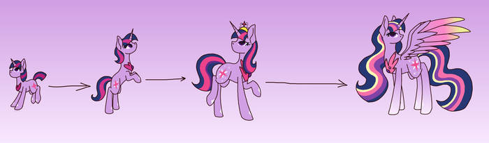 Turning Twilight Into A Pokemon by MagicUniClaws
