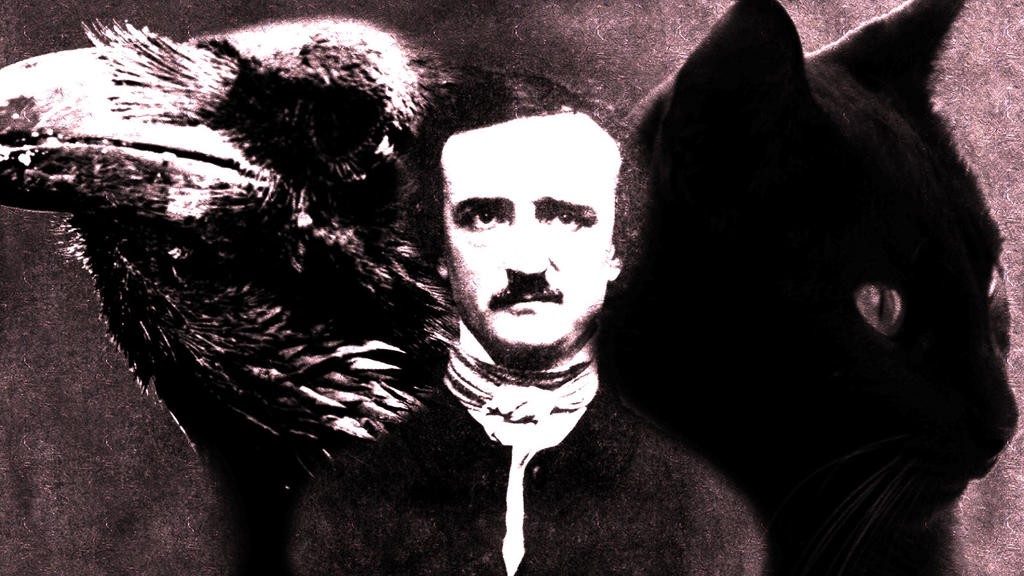 the the black cat by edgar A reading of poe's short horror story 'the black cat' was first published in august 1843 in the saturday evening post it's one of poe's shorter stories and one of his most disturbing, focusing on cruelty towards animals, murder, and guilt, and told by an unreliable narrator who's.