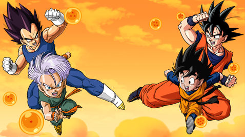 Goku Goten Trunks And Vegeta Wallpaper Dbz Ttt By