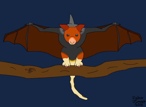 Hybrid (Bat, Shark, Tree Kangaroo)