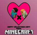 Valentine's Day From Minecraft