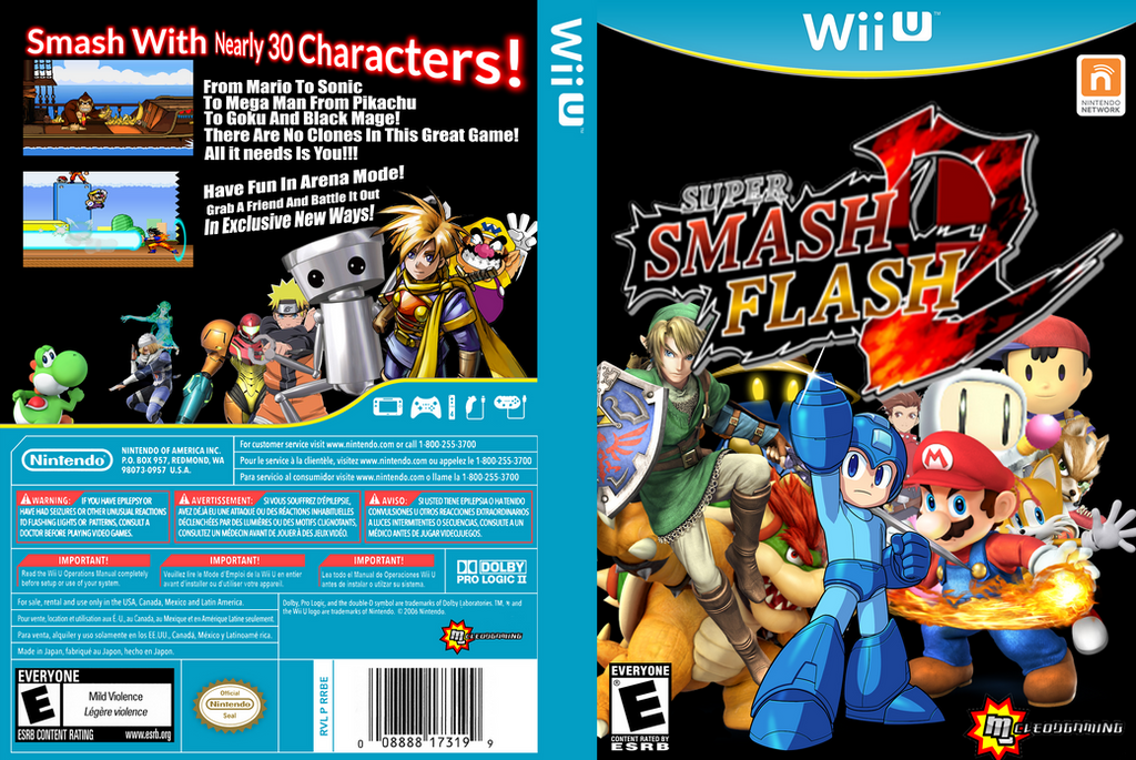 Super smash flash 2 beta wii u remake by elkenew1131 on deviantart