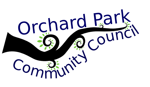 Orchard Park Logo by nunt
