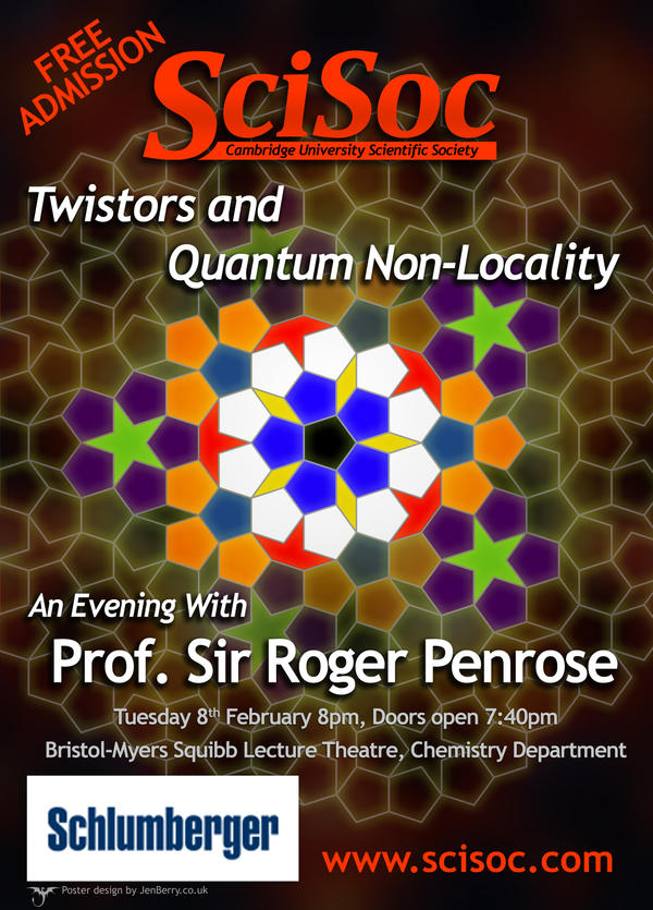 Roger Penrose Talk by nunt