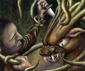 Attack of the Gravak