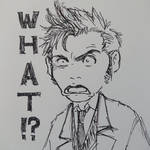 10th Doctor Who by RockokuShioya