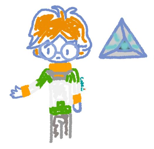 Pidge Doodle - Pidge/Katie Gunderson/Holt by 123-diamond-blue
